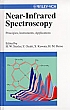 Near-Infrared Spectroscopy: Principles, Instruments, Applications