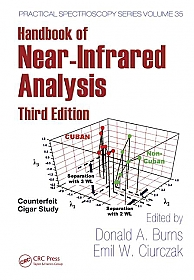 Handbook of Near-Infrared Analysis, (3rd Edn) Practical Spectroscopy Series Volume 35