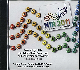 CD-Proceedings of the 15th International Conference on Near Infrared Spectroscopy