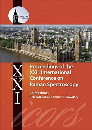 Proceedings of the 21st International Conference on Raman Spectroscopy